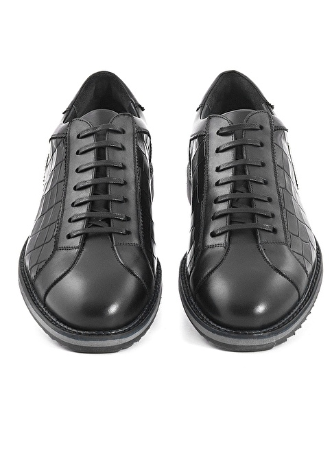 Kemal Tanca Casual Ayakkabı Siyah